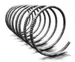 FRP-Spirals