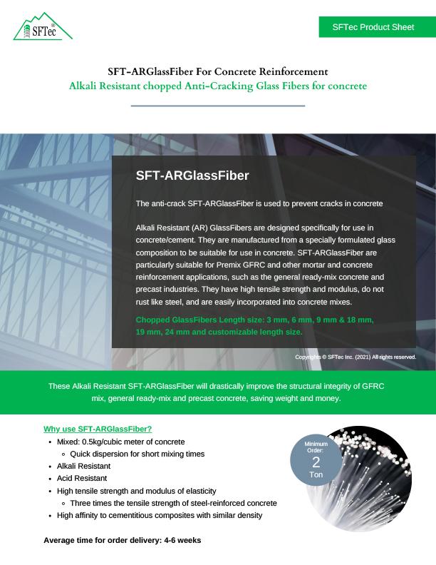 ProductSheet_EN_SFTARGlassFibre